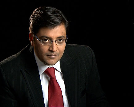 Arnab Goswami - No news is bigger than IPL, it seems