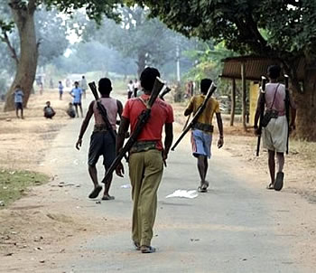 The Maoist Menace