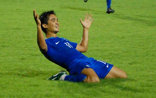 Sunil Chhetri - Indian Football