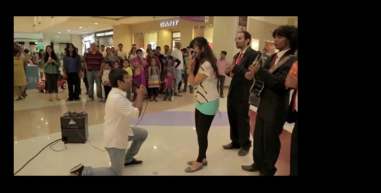 Failed Proposal Viral Video - Bournville | unbelted.net